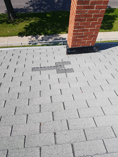 Roof Repair Before After Photos Nailed It Roofing Construction