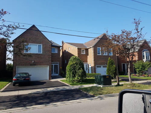 Roof replacements completed in 1 day - Mississauga
