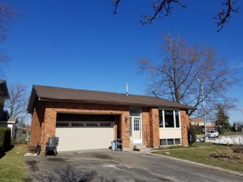 Another Roof Replacement in Brampton