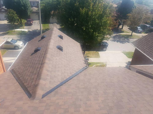 Roof Replacement -Milton
