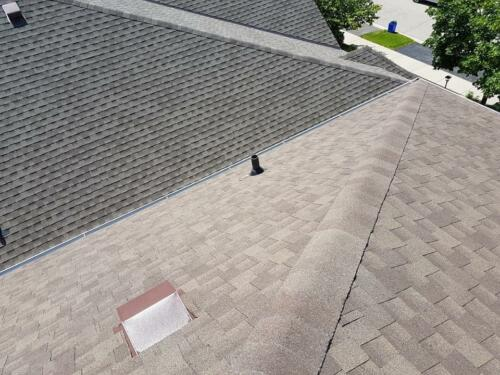 Completed Roof Replacement