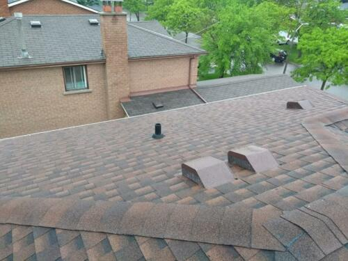 Roof Replaced