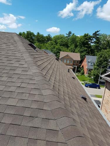 Complete Shingle Roof Replacement