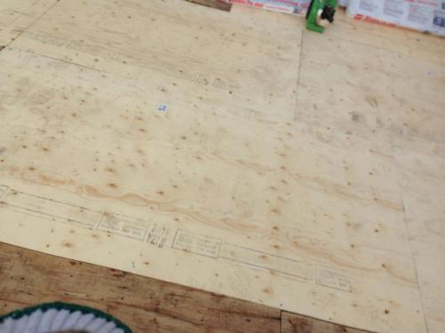 Plywood Replacement - After
