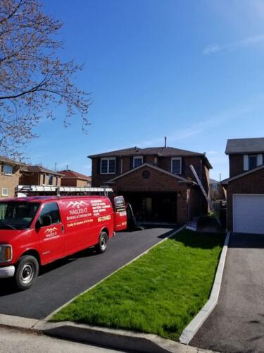 Roof Replacement - Shingle