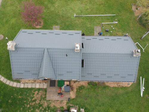 Metal Roof Installation in Caledon